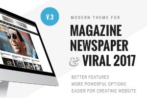 دانلود قالب پیشرفته مجله خبری وردپرس PRESSO v3.2.2