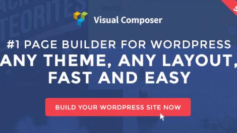 دانلود افزونه صفحه ساز ویژوال کامپوزر Visual Composer v5.2.1