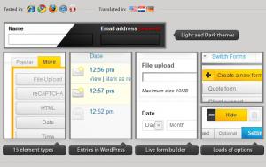 افزونه حرفه ای فرم ساز وردپرس iPhorm Wordpress Form Builder v1.3.2  افزونه پلاگین وردپرس