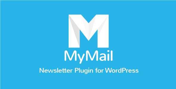 افزونه خبرنامه وردپرس myMail Newsletter - دانلود رایگان افزونه