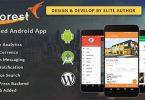 دانلود سورس برنامه اندروید AdForest + افزونه وردپرس (سورس برنامه دیوار)