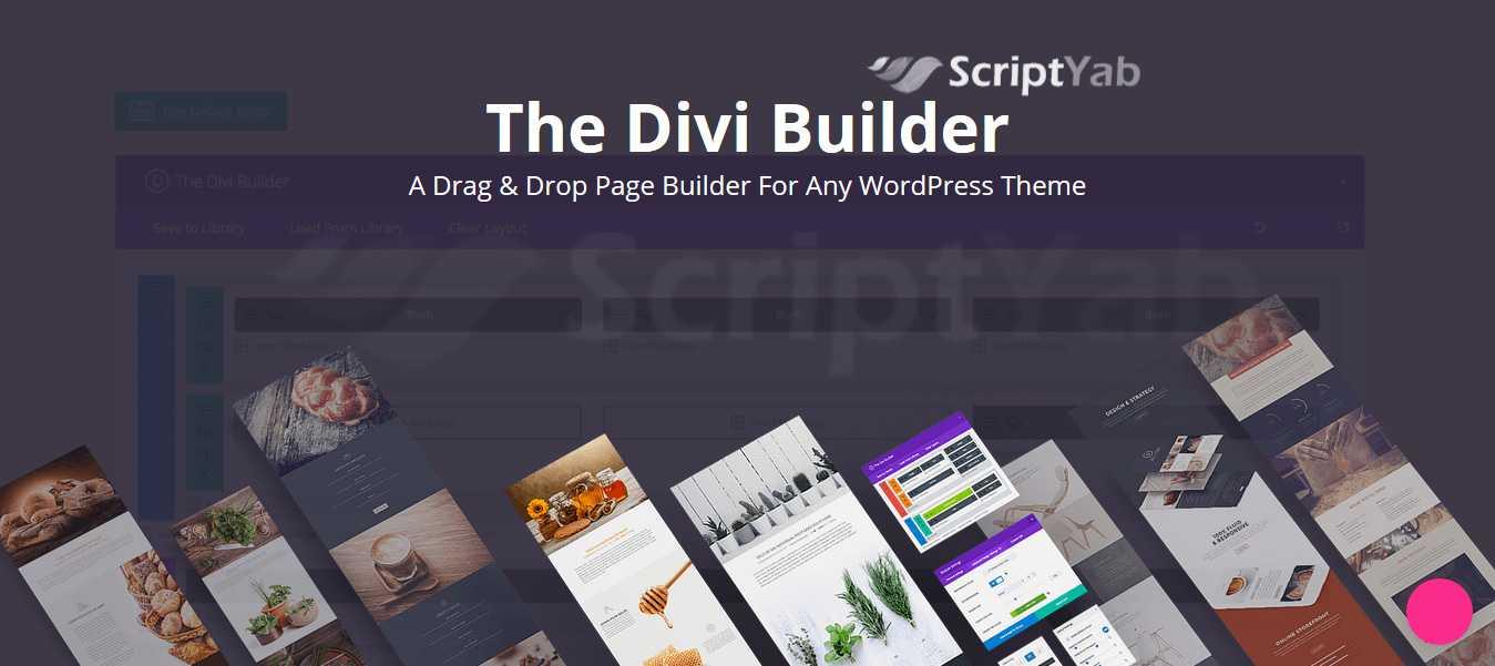 دانلود افزونه Divi Builder v4.5.2 (+ 147 قالب) - صفحه ساز وردپرس
