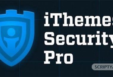 دانلود افزونه افزایش امنیت وردپرس  iThemes Security Pro 5.4.0