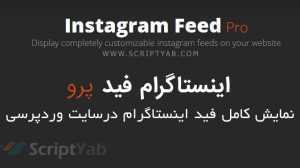 افزونه نمایش فید اینستاگرام در وردپرس Instagram Feed Pro