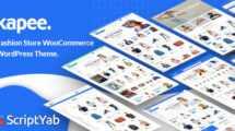 قالب فروشگاهی مد و فشن Kapee v1.3.0 - قالب فروشگاهی ووکامرس