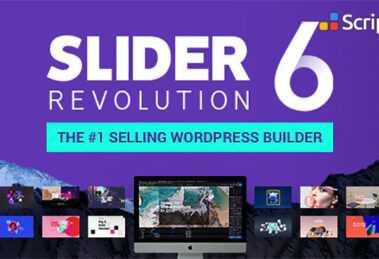 دانلود افزونه ایجاد اسلایدر در وردپرس Slider Revolution v6.2.10