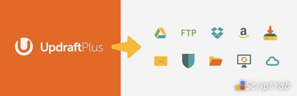 دانلود افزونه بک آپ گیری وردپرس UpdraftPlus Premium