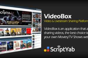 برنامه VideoBox - Video & Livestream Sharing Platform 4.2.6 برای IPS