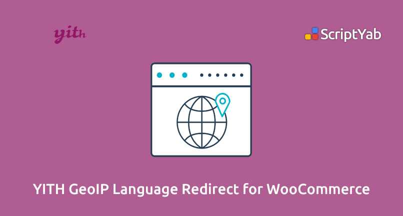 افزونه YITH GeoIP Language Redirect for WooCommerce Premium v1.0.15