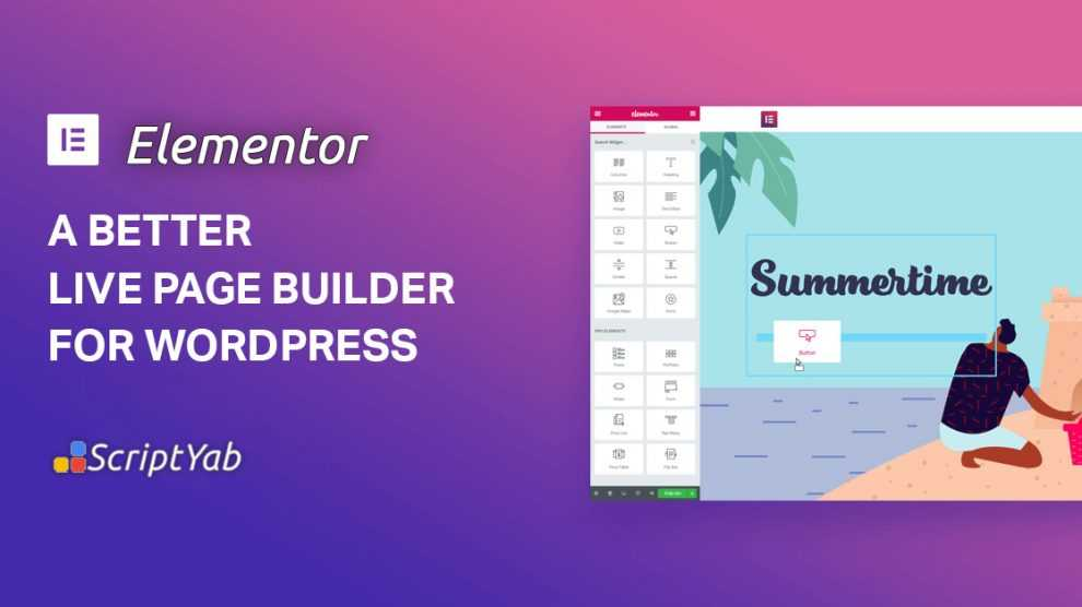 دانلود افزونه Elementor PRO v3.2.1 صفحه ساز حرفه ای وردپرس