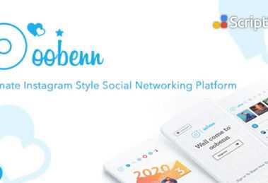 دنلود اسکریپت شبکه اجتماعی اینستاگرام - oobenn v3.7.7