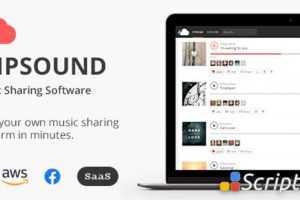 دانلود اسکریپت اشتراک گذاری موسیقی phpSound v6.5.0