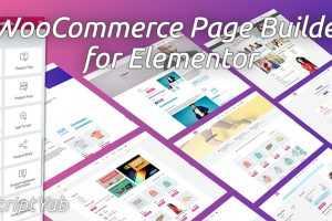 افزونه صفحه ساز المنتور برای ووکامرس WooCommerce Page Builder v1.1.6.4